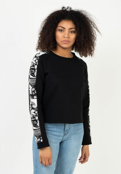TITUS Sweatshirts und Pullover Yuri black vorderansicht 0422942