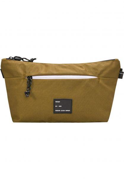 Forvert Hip-Bags Dan beige vorderansicht 0169088