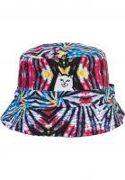 rip-n-dip-huete-lord-nermal-cotton-dyed-bucket-hat-sunburst-spiraltiedye-vorderansicht-0580510