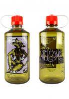 welcome-verschiedenes-krampus-nalgene-bottle-32-oz-olive-vorderansicht-0972712