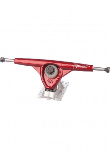 Randal Achsen 180mm-50°-R-II candy-red Vorderansicht