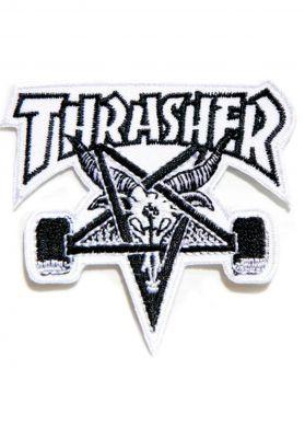 Thrasher Skate-Goat Patch