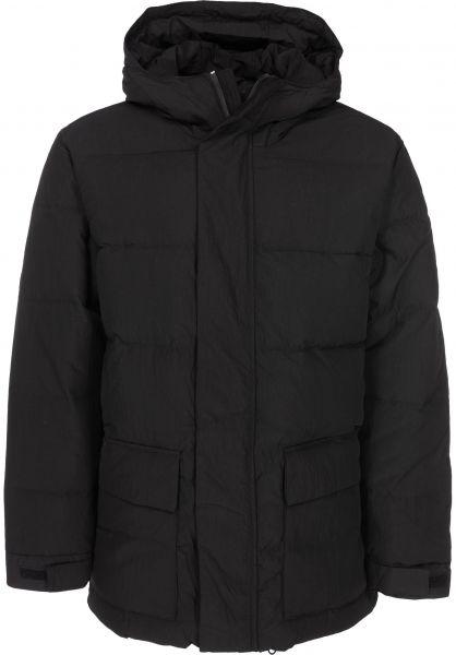 Makia Winterjacken Lapp Jacket black vorderansicht 0250057