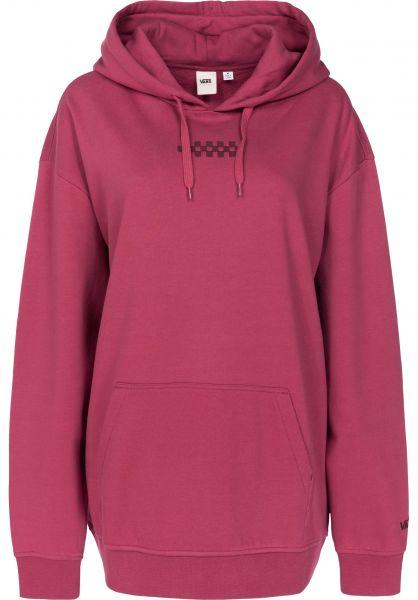 vans damen hoodie