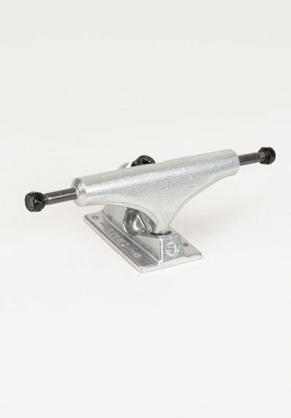 TITUS Achsen 5.375 High Lites silver vorderansicht 0121597