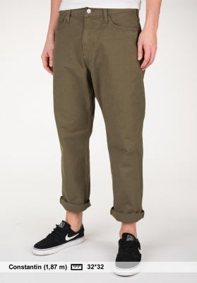 Carhartt WIP Toledo Pant (Newcomb / cropped)
