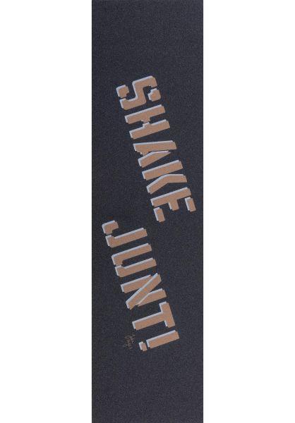 Shake-Junt Griptape Hayes black-brown vorderansicht 0142297