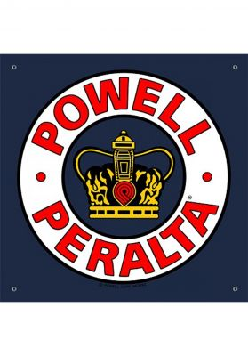 Powell-Peralta Supreme Banner