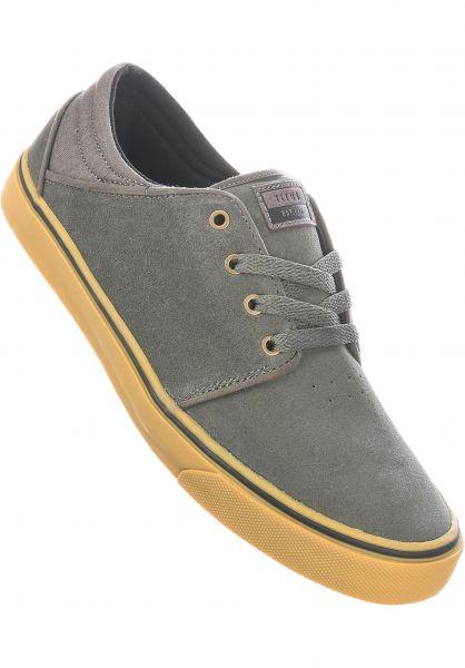 TITUS Alle Schuhe Hudson darkgrey-gum vorderansicht 0604301