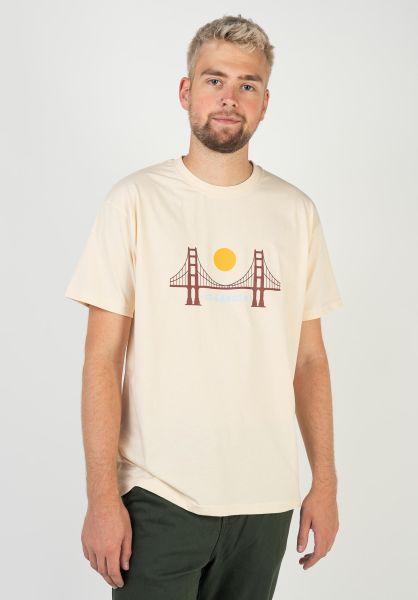 Magenta T-Shirts SF natural vorderansicht 0322555