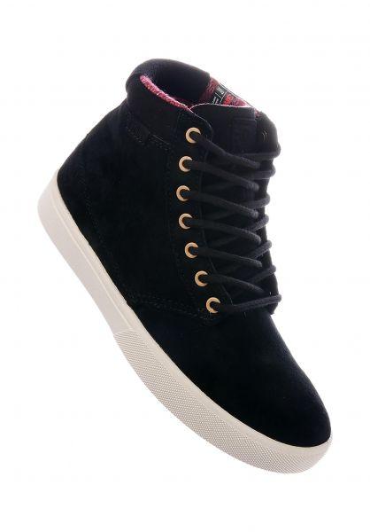 etnies Alle Schuhe Jameson HTW black Vorderansicht