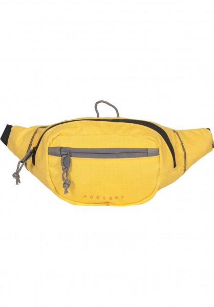 Forvert Hip-Bags Lenn yellow Vorderansicht