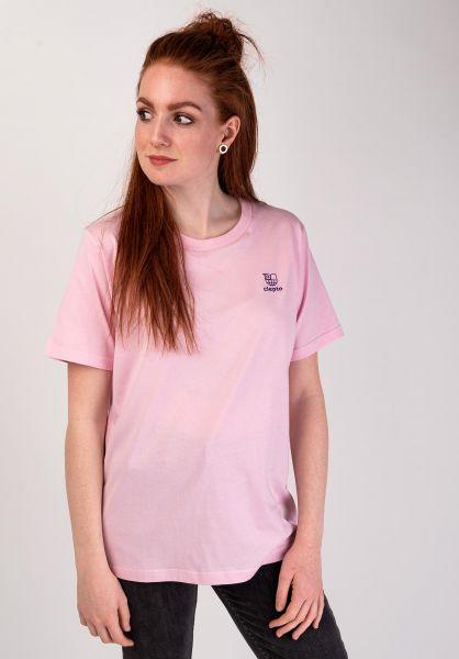 Cleptomanicx T-Shirts Birdy fairytale vorderansicht 0399160