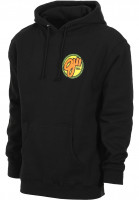 OJ Wheels Hoodies Elites black Vorderansicht