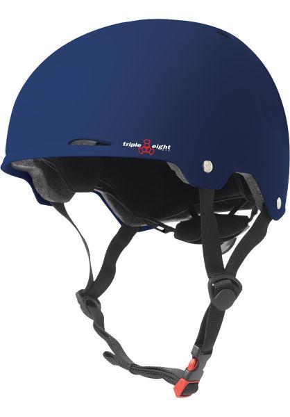 Triple Eight Helme Gotham Mips blue vorderansicht 0750148