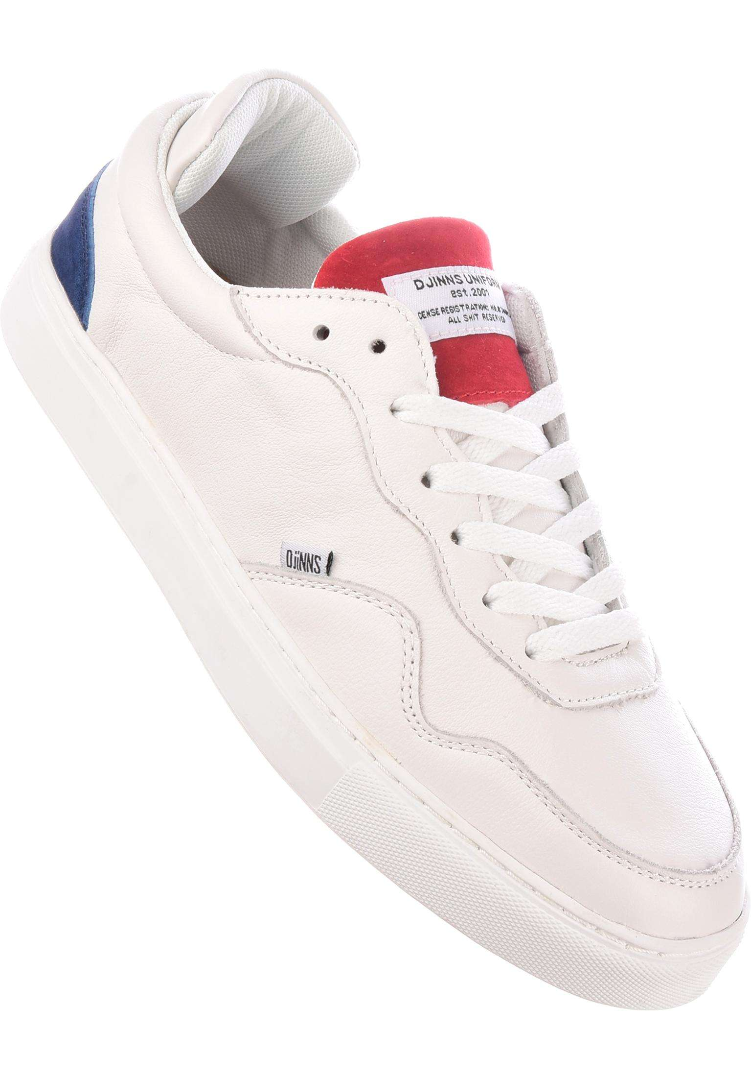 3a784671f Awaike T-Sport Djinns All Shoes in white-red-blue for Women | Titus