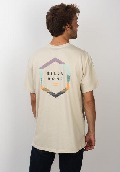 Billabong T-Shirts Access Back rock vorderansicht 0398774