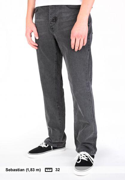 Emerica Jeans Defy Denim FW18 gravel vorderansicht 0269050