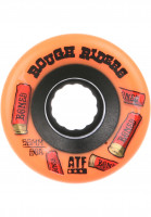 Bones Wheels Rollen ATF Rough Riders Shotgun 80A orange Vorderansicht
