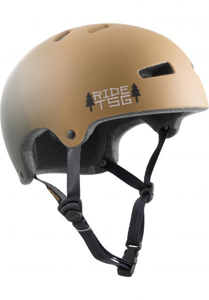 TSG Helme Superlight Graphic Design marsh beige vorderansicht 0750023