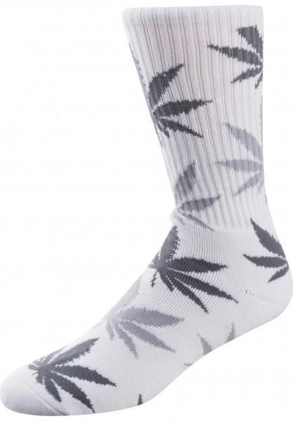 Huf Plantlife Crew Sock In White