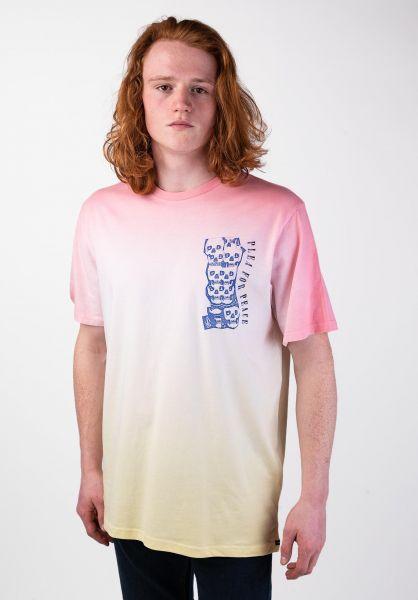 Volcom T-Shirts Stage Peace multi vorderansicht 0320016