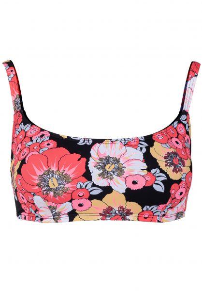 Billabong Beachwear S.S Bralette Bikini-Top flowers vorderansicht 0205433