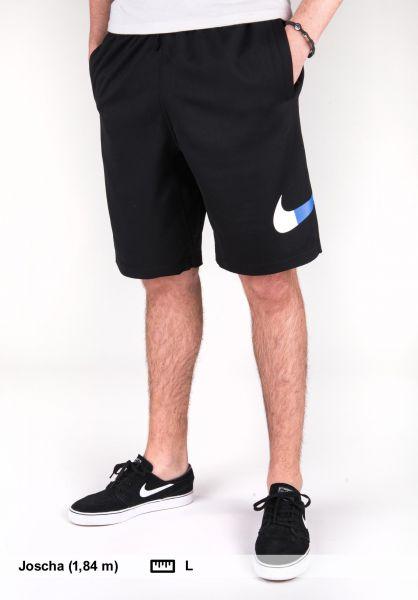 Nike SB Shorts Sunday GFX Fill black-black Vorderansicht