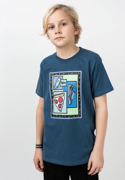 TITUS T-Shirts 90´s Kids stellar vorderansicht 0320205