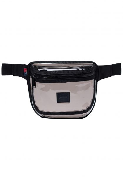 Herschel Hip-Bags Fifteen blacksmoke vorderansicht 0169047