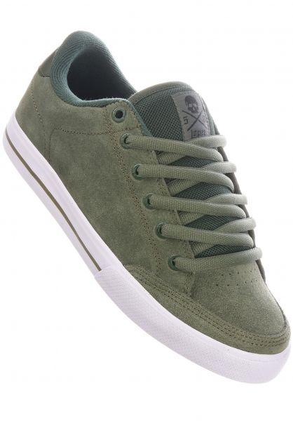 C1RCA Alle Schuhe Lopez 50 olive-white vorderansicht 0603205