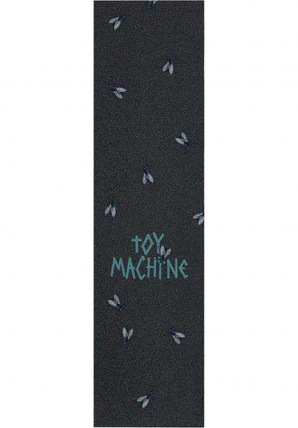 Toy-Machine Griptape Flies black vorderansicht 0142546