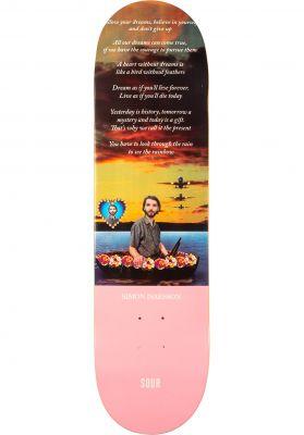 Sour Skateboards Simon Guru