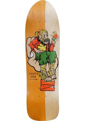 H-Street Danny Way Giant Supreme Concave