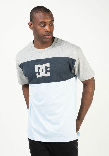 DC Shoes T-Shirts Glen End skyway vorderansicht 0322359
