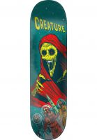 Creature Skateboard Decks Space Horrors medium Vorderansicht