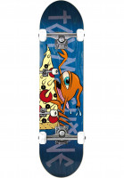 Toy-Machine-Skateboard-komplett-Pizza-Sect-blue-Vorderansicht