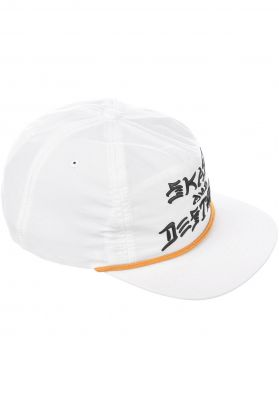 Thrasher Skate & Destory Puff Ink Snapback