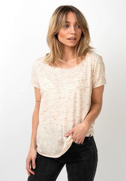 Forvert T-Shirts Sünje beige vorderansicht 0320112