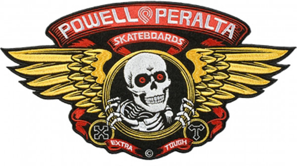 Powell-Peralta Verschiedenes Winged Ripper Large no color Vorderansicht