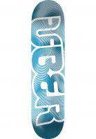 ÿBER Skateboard Decks Sonic turquoise Vorderansicht