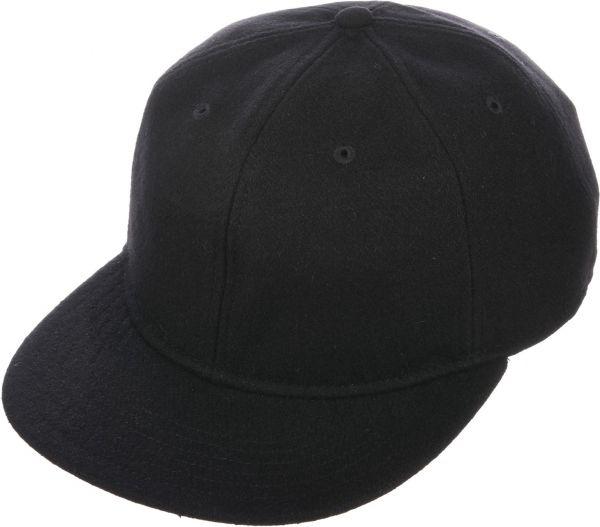 Forvert Caps Hardy black Vorderansicht