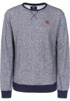 TITUS Sweatshirts und Pullover Twist navymottled Vorderansicht