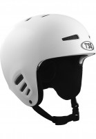 TSG-Snowboardhelme-Arctic-Dawn-Injected-Color-injected-white-Vorderansicht