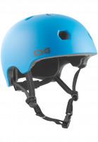 TSG Helme Meta Solid Color satin dark cyan Vorderansicht