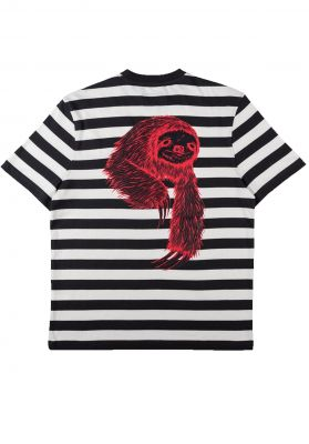 Welcome Sloth Striped