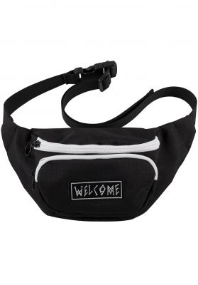 Welcome Scrawl Waist Bag