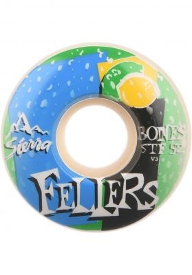 Bones Wheels STF Fellers Mist 83B V3