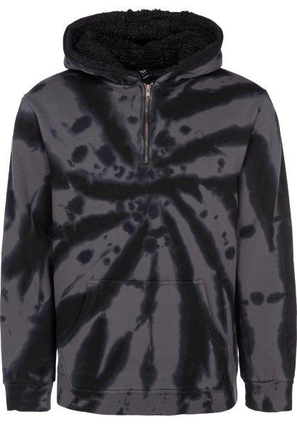 Neff Hoodies Sherp black-grey vorderansicht 0444734