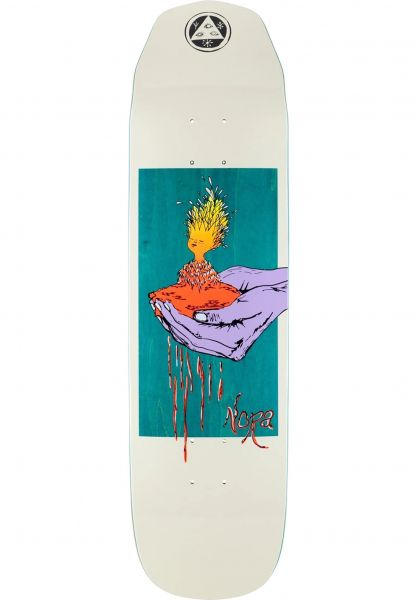 Welcome Skateboard Decks Soil - Nora Vasconcellos Wicked Princess bone vorderansicht 0266085